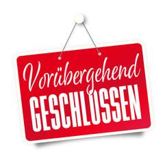 Schließzeiten des KSB Schmalkalden - Meiningen