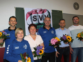 Der Schmalkalder Volleyballverein hat einen neuen Vorstand gewählt: