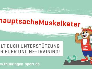 Der Lsb bietet Unterstützung von Sportaltanativen der Thhüringer Vereine an. (Start 03.02.21)