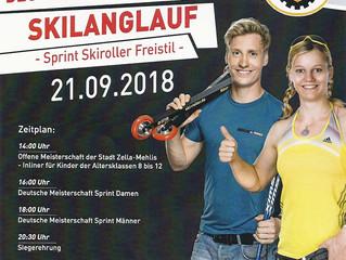 Deutsche Meisterschaft Skilanglauf in Zella-Mehlis