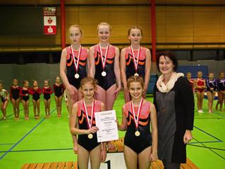 Thüringer Meisterschaften des Turn-Nachwuchses in Meiningen