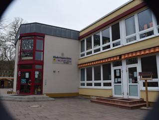 """1. Meininger Kindertagesstätte kämpft um das Siegel """"Bewegungsfreunliche Kita"""" im Landkreis."""