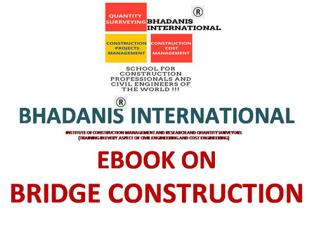E BOOK ON BRIDGE CONSTRUCTION FOR CIVIL ENGINEERS AND CONSTRUCTION PROFESSIONALS PDF FREE DOWNLOAD