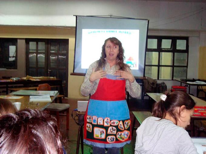 TEK COURSE- 5 months Buenos Aires