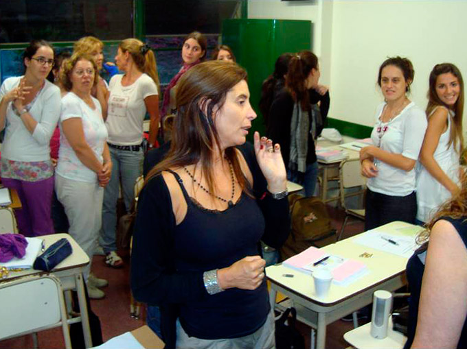 TEK COURSE Palermo Colegio Lange Ley