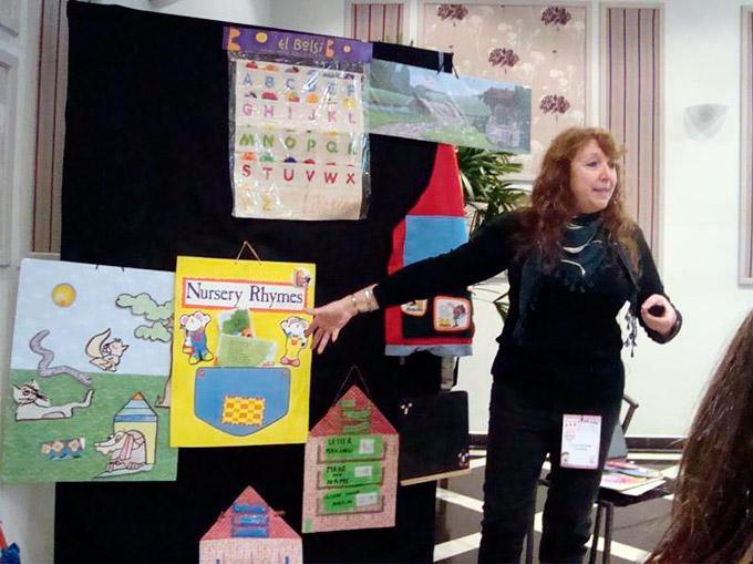 """I TEACH KIDS"": ABS Conference, BsAs"