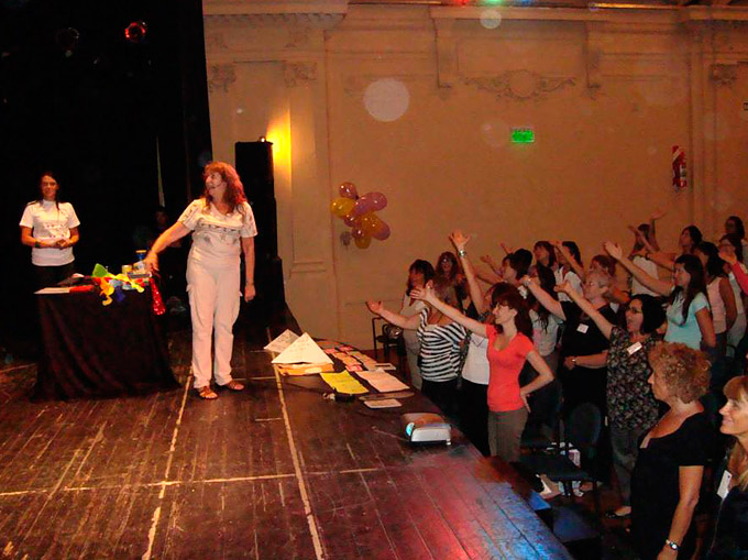 9TH ANNUAL CONGRESS ON APPLIED DRAMA
