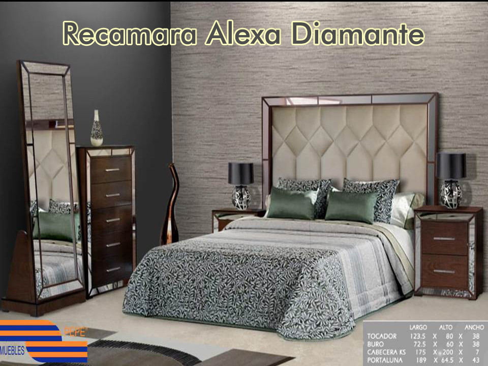 Recamara Alexa Diamante