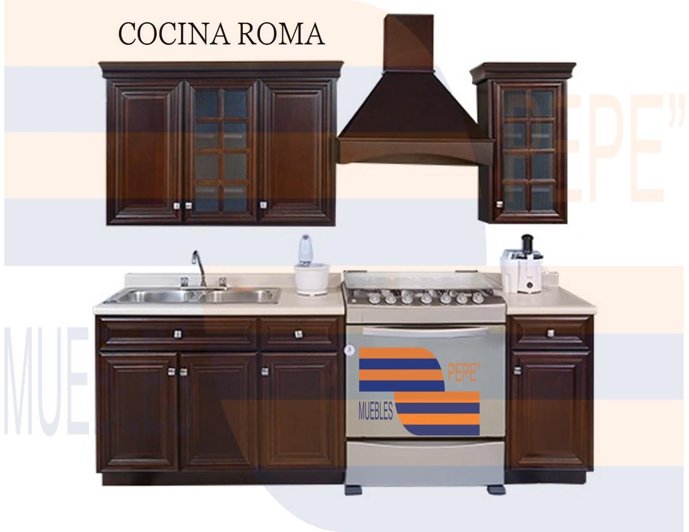 COCINA ROMA