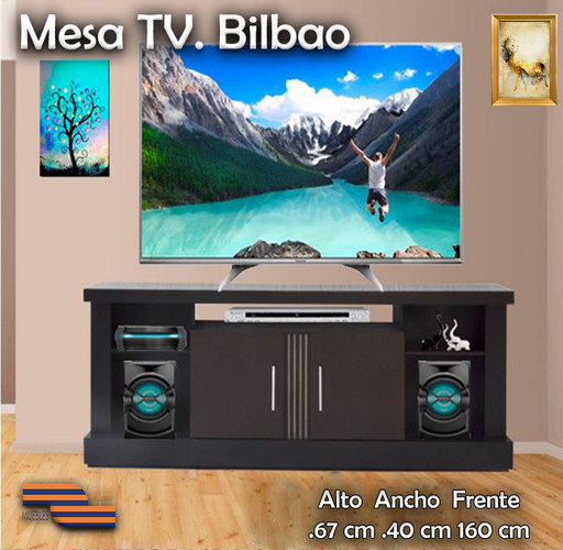 Mesa TV Bilbao