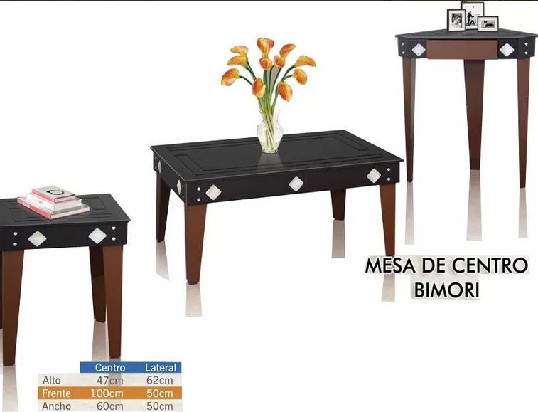 Mesa de Centro Bimori