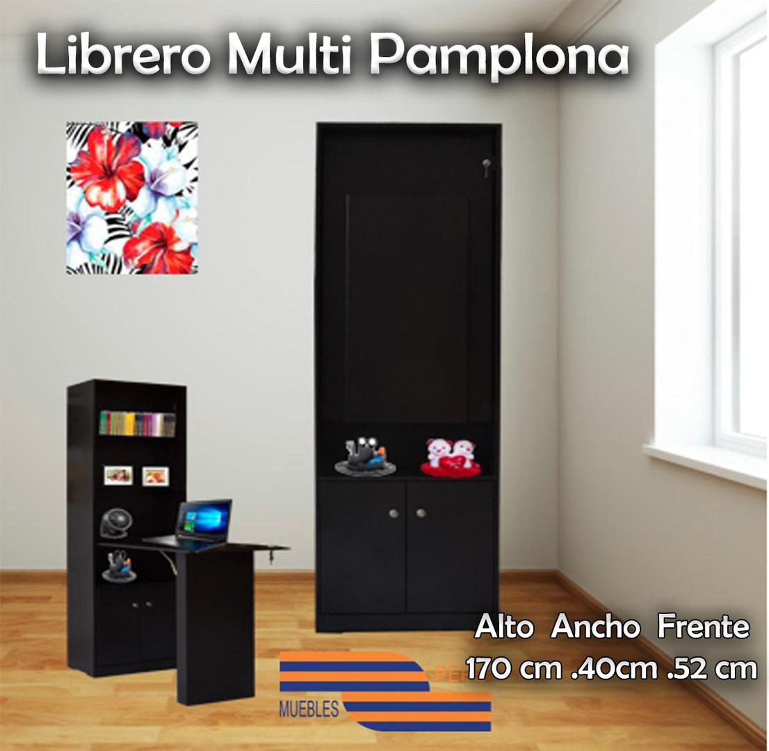 Librero Multi Pamplona