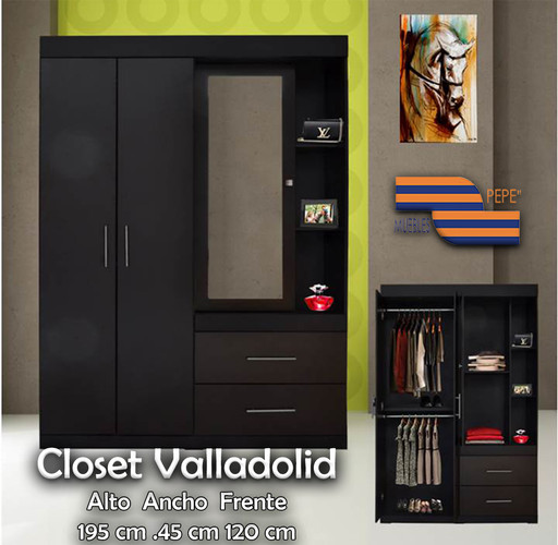 Closet Valladolid