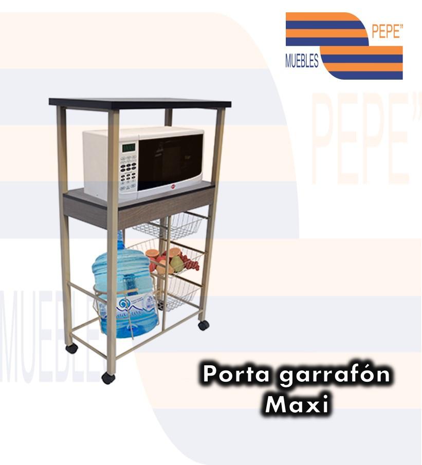 Portagarrafón Maxi