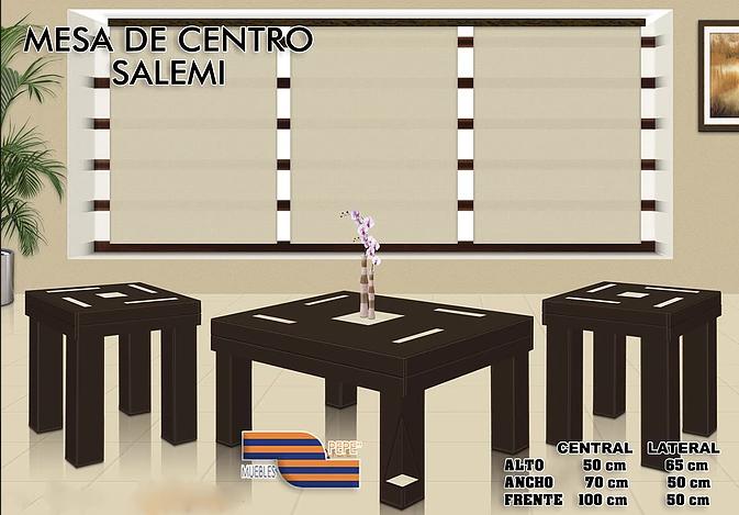 Mesa de Centro Salemi