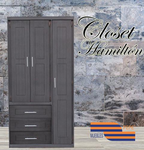 Closet Hamilton
