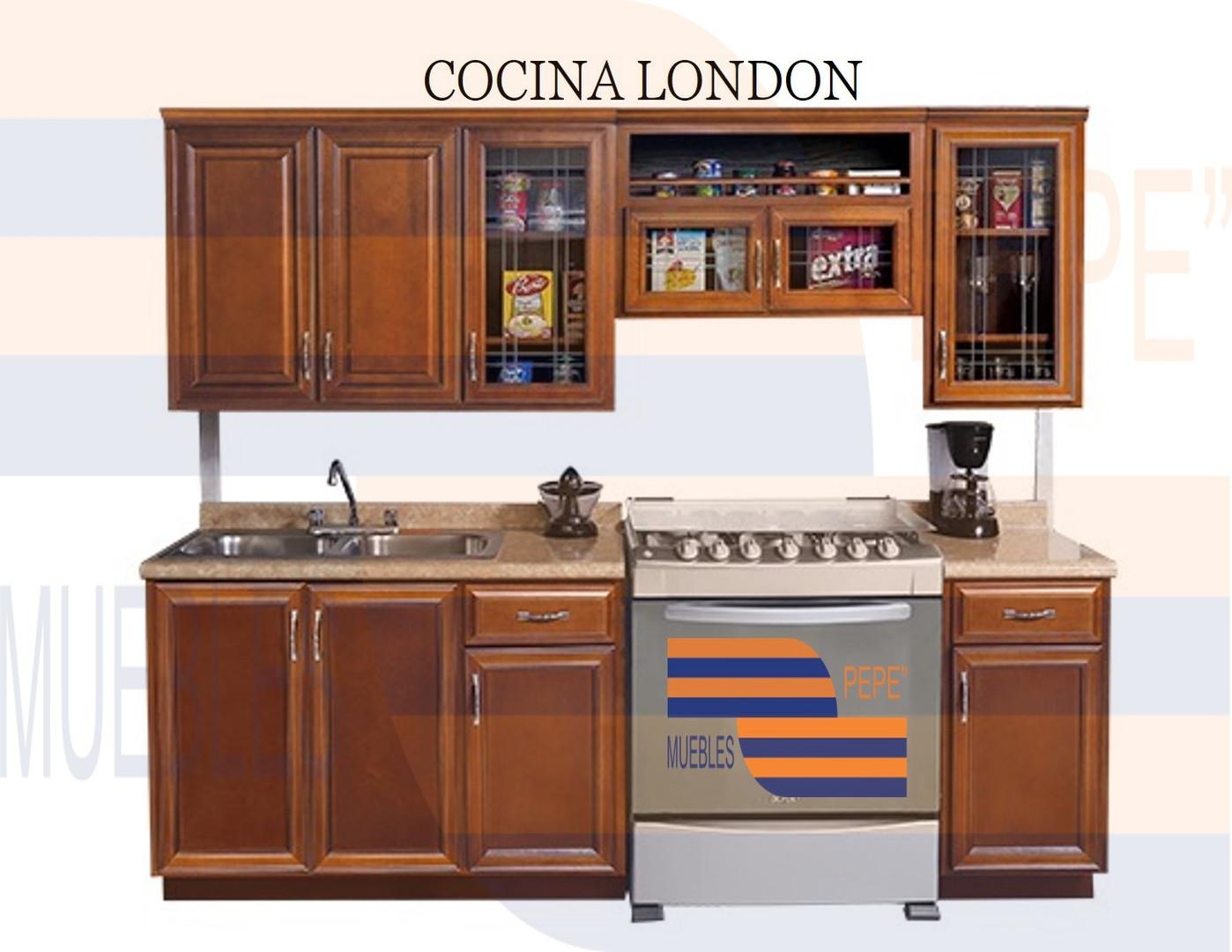 COCINA LONDON