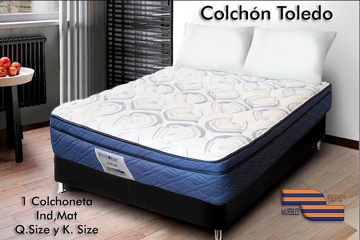 Colchon Toledo