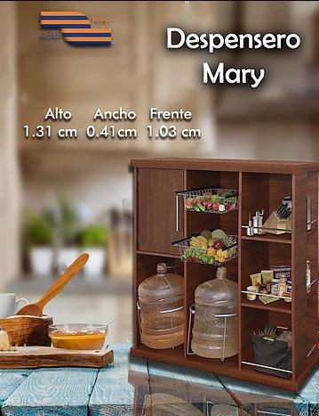 Despensero Mary