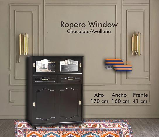 Ropero Window