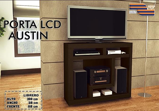 Porta LCD Austin