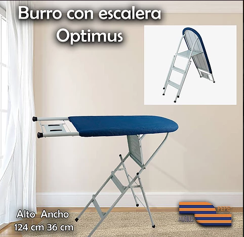 Burro Escalera Optimus
