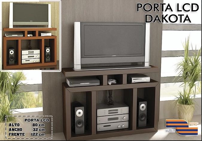Porta LCD Dakota