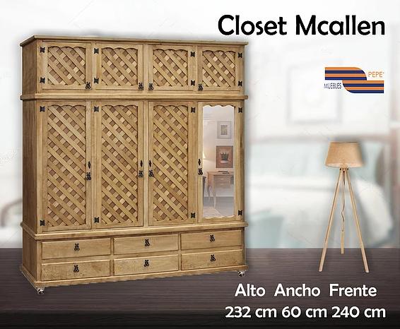 Closet Mcallen
