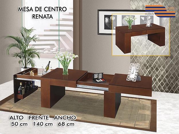 Mesa de Centro Renata
