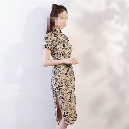 Chinese traditional dress  Qi Pao