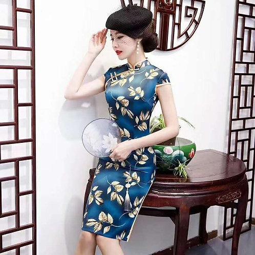 Chinese traditional dress QiPao