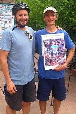 With 15 time Pikes Peak Running Champion, Matt Carpenter