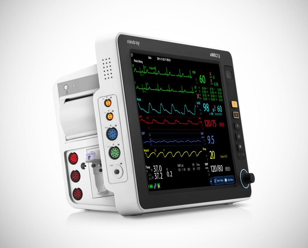Monitor de Pacientes Umec