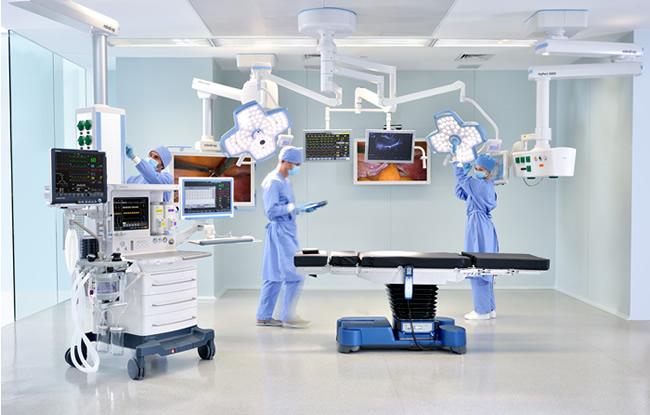 Centro Cirúrgico Mindray