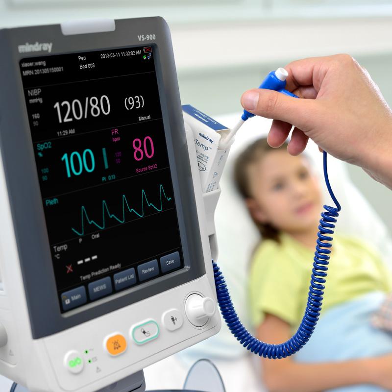 Monitor de Triagem VS-900