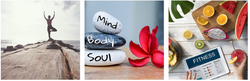Yoga, Meditation, Fitness, Nutrition