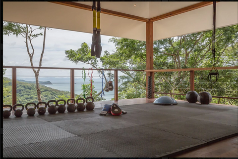 Workout With a View