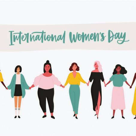 International Women's Day: 5 Inspirational Women