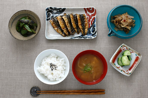 Fish Teishoku-set Casual Classes