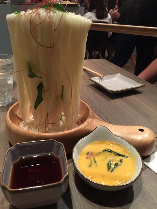 1 Hour Queue   Magical Flying Noodles   Hana Restaurant   Forum Galleria
