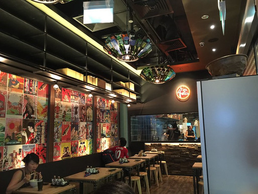 Food Review Jinzakaya Japanese Restaurant