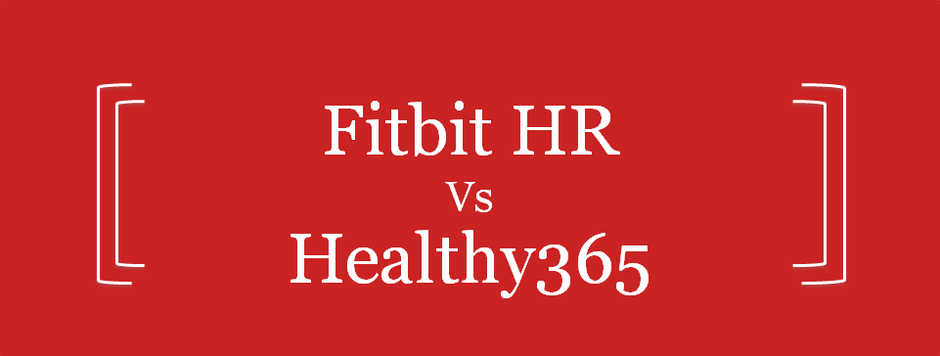 Is the Fitbit Tracker better then the HPB Healthy 365 Tracker ?