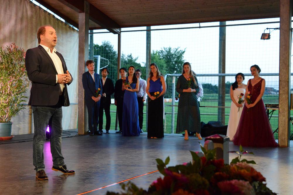 Internationale SommerAkademie am Rhein