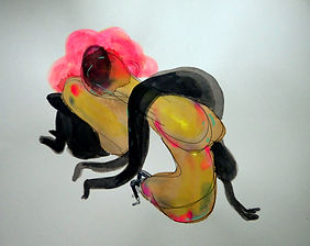 Marion Dieterle, DOSSIER 3-D-Poetry, Dossier 3D-Poetry, Zeichnungen, Illustrationen, Tanz, Art, Dance, contemporary dance, performance