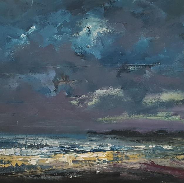 North Sea sketches 1
