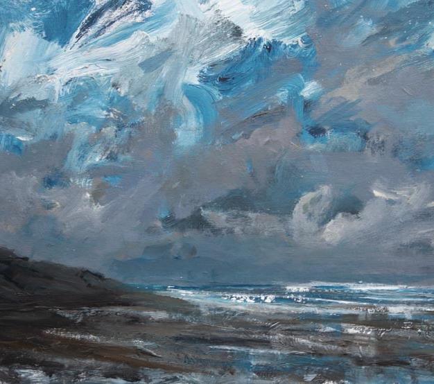 North Sea sketches 3
