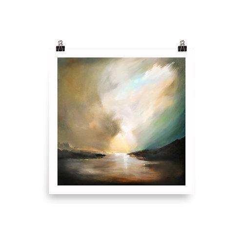 Art print Scotland 34