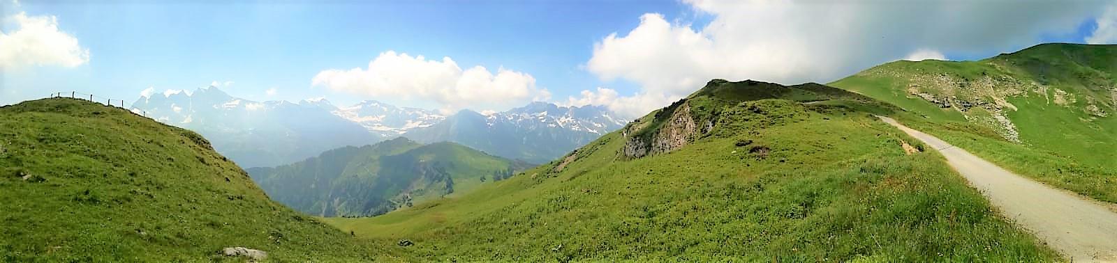 Séjours de jeûne Champoussin Suisse