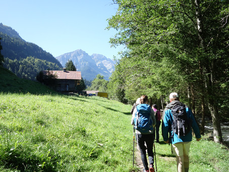 Dernières places disponibles pour profiter de l'été indien à Val-d'Illiez et apprécier un sé