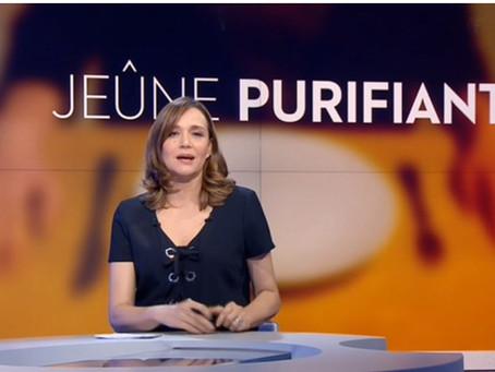 Une mise au point sur le jeûne avec l'émission RTS Mise au Point du 28 janvier 2018